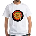 U.S. Army Comanche White T-Shirt
