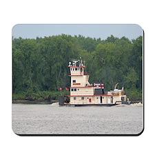 Towboat Bettendorf, Mousepad