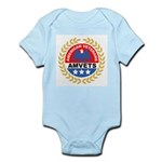 American Veterans for Vets Infant Creeper