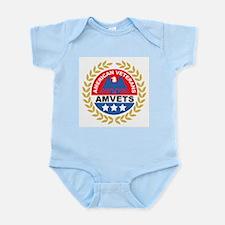American Veterans for Vets Infant Creeper