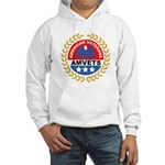 American Veterans for Vets (Front) Hooded Sweatshi