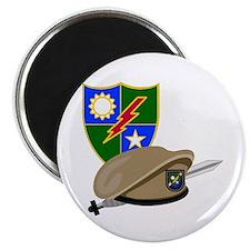 Army Ranger Beret Dagger Magnet