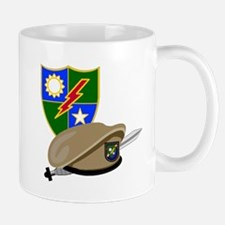 Army Ranger Beret Dagger Mug