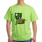 Army Ranger Beret Dagger Green T-Shirt