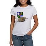Army Ranger Beret Dagger (Front) Women's T-Shirt