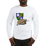 Army Ranger Beret Dagger Long Sleeve T-Shirt