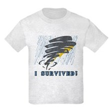 Tornado I Survived T-Shirt