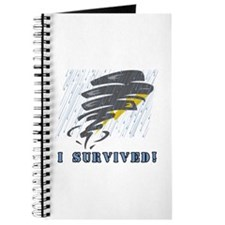 Tornado I Survived Journal