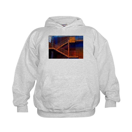 Switchback Mountain Kids Hoodie