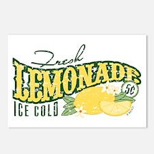 Fresh Lemonade Postcards (Package of 8)
