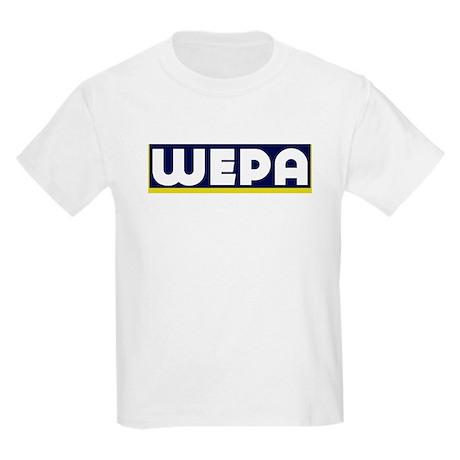 Wepa 3 Kids White T-Shirt