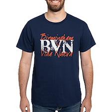 "BVN ""Grunge"" Auburn T-Shirt"