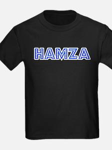 Retro Hamza (Blue) T