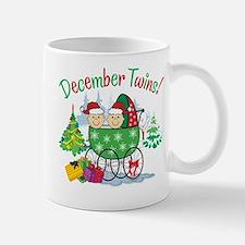 DECEMBER TWINS! Mug