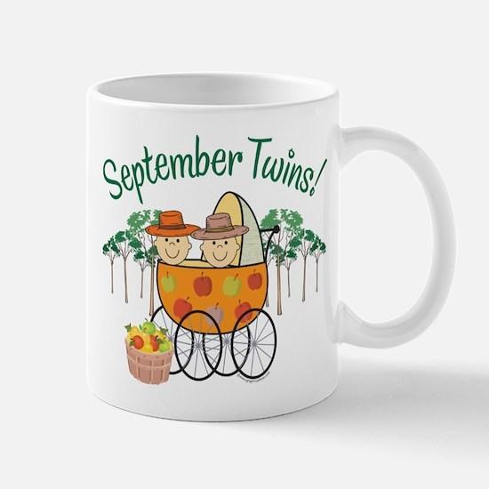 SEPTEMBER TWINS! Mug