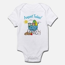 AUGUST TWINS! Infant Bodysuit