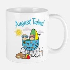 AUGUST TWINS! Mug