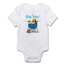 MAY TWINS! Infant Bodysuit