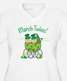 MARCH TWINS! T-Shirt
