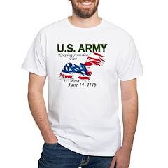 Army Keeping America Free Shirt