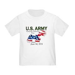 Army Keeping America Free T