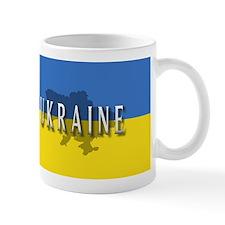 Ukraine Flag Extra Mug