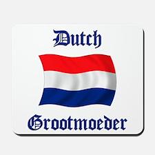 Dutch Grootmoeder Mousepad