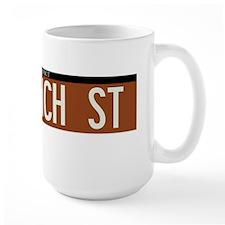 Greenwich Street in NY Mug