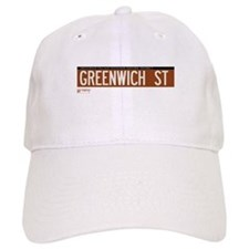 Greenwich Street in NY Baseball Cap