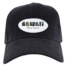 Hawaii Big Island Baseball Hat