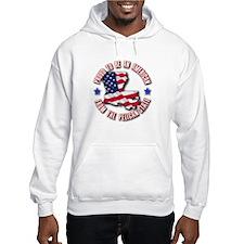 Patriotic Louisiana Hoodie