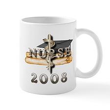 Nurse Grad 2008 Mug