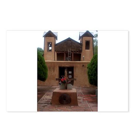 El Santuario de Chimayo Postcards (Package of 8)