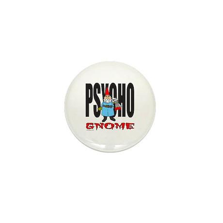 PSYCHO GNOME Mini Button (10 pack)