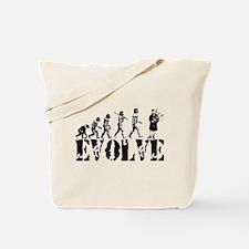 Bagpipes Bagpiper Tote Bag