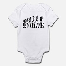 Bagpipes Bagpiper Infant Bodysuit