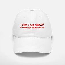 """""""2000 Feet"""" Baseball Baseball Cap"""