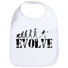 Fencing Evolution Bib