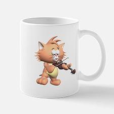 Cat & Fiddle Mug