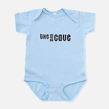 The Man Cave Infant Bodysuit