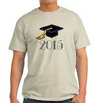 2015 Graduation Class Light T-Shirt