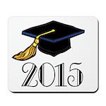 2015 Graduation Class Mousepad