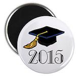 2015 Graduation Class Magnet