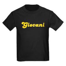 Retro Giovani (Gold) T