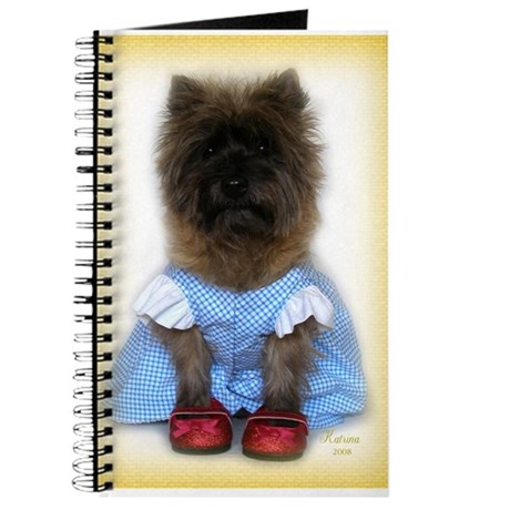 Toto Dorothy Over the Rainbow Journal