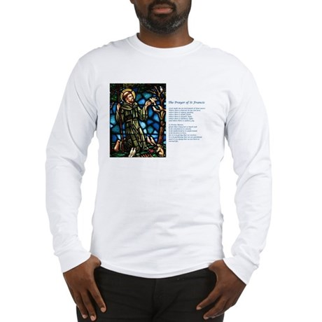 St Francis Long Sleeve T-Shirt