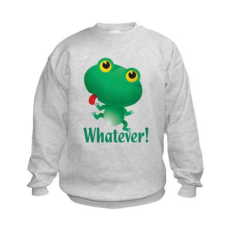 Whatever Kids Sweatshirt