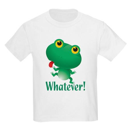 Whatever Kids Light T-Shirt