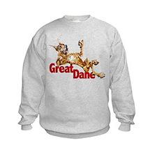 Great Dane Brindle LB Sweatshirt