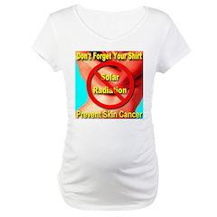 No Solar Radiation Shirt
